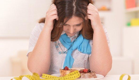 Результат нехватки питательных веществ