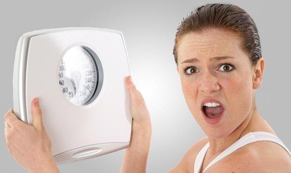 Проблемы с лишним весом