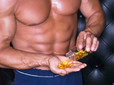Прием аминокислот для восстановления мышц