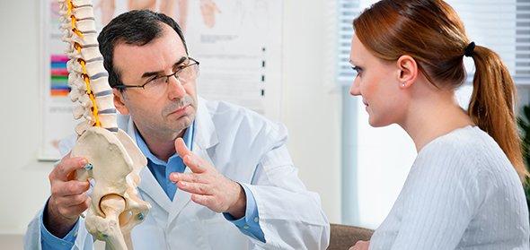 Профилактика болезней позвоночника
