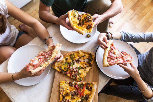 Голод, срывы и неправильный учет калорий