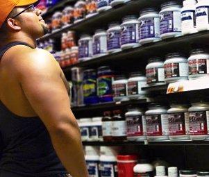 Выбор гейнера для набора мышечной массы