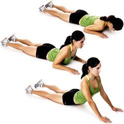 Упражнения для мышщ спины при сколиозе