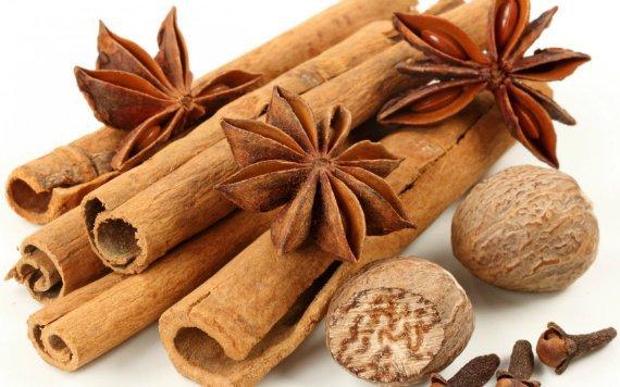 Корица — позволяет снизить количество сахара в крови