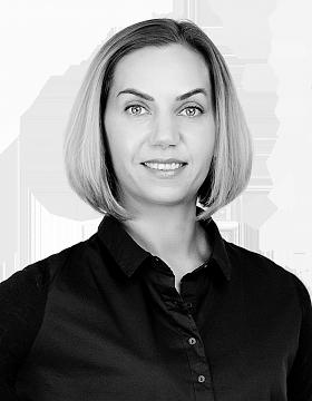 Инструктор занятий по йоге фитнес-клуба «Манго» Ольга Планкевич