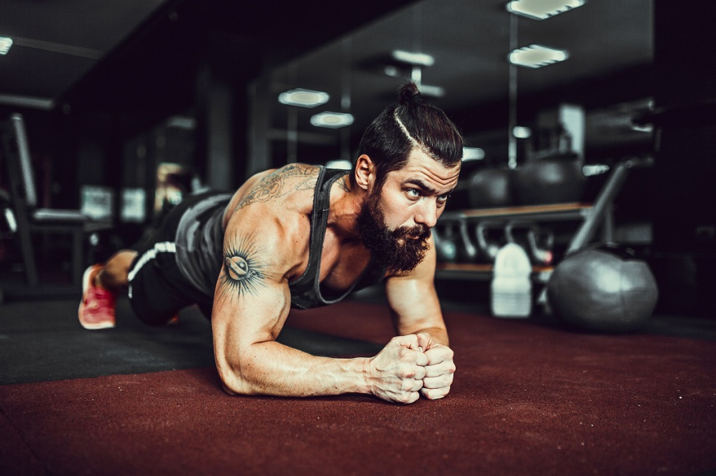 Накачать нижние мышцы пресса мужчине