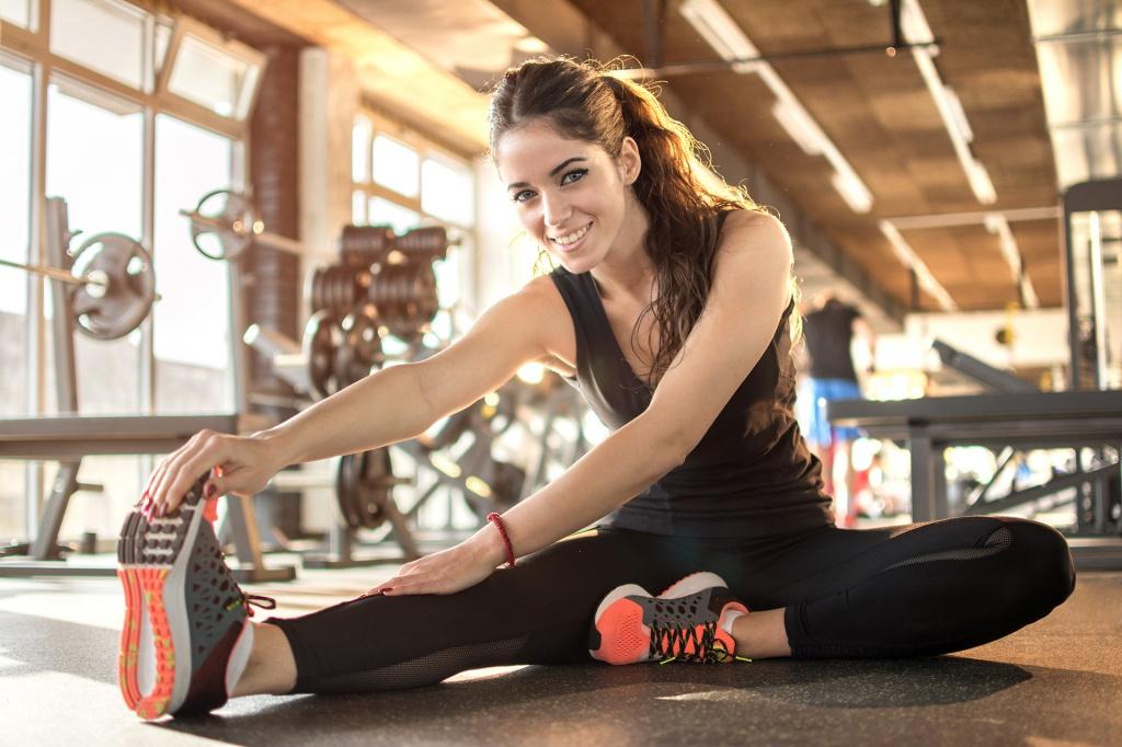 Растяжка для фитнес восстановления
