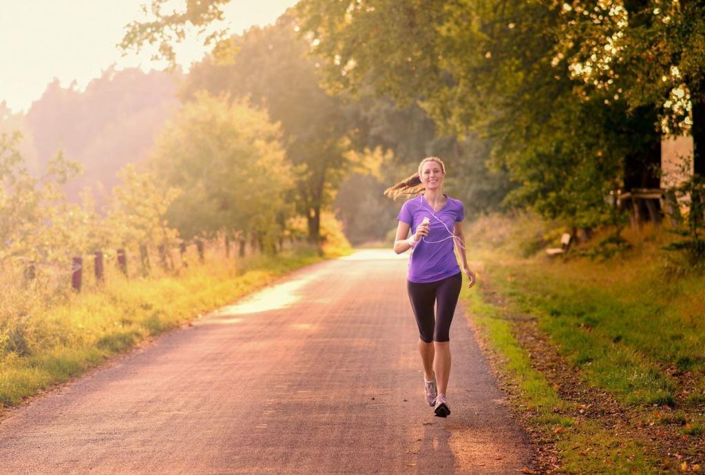 Легкий бег для восстановления после тренировки