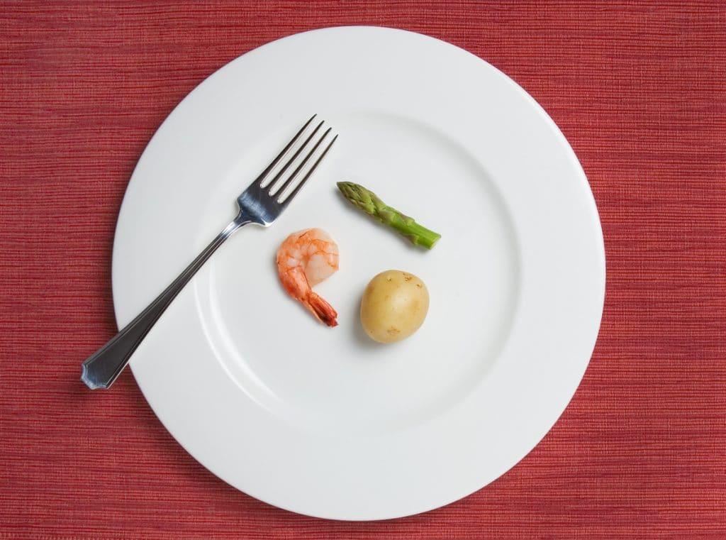 очень низкокалорийная диета