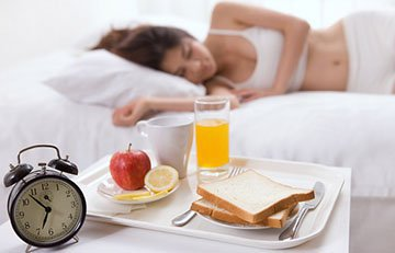Правильное питание и здоровый сон
