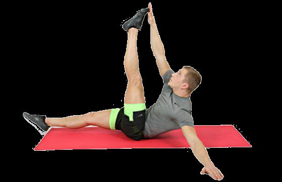 Упражнение, которое позволяет убрать жир с боков