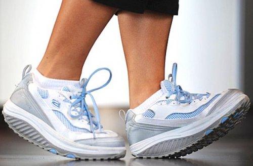 Обувь для людей с нестандартным телосложением