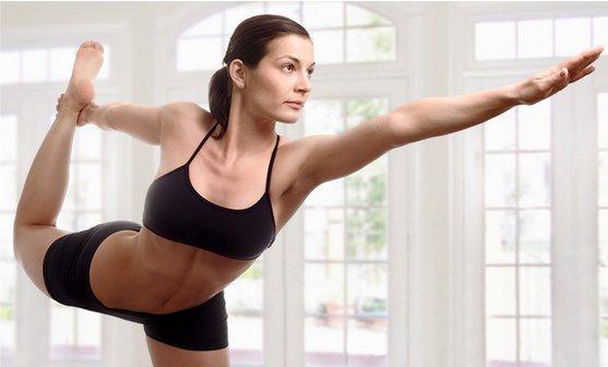 Упражнения калланетики