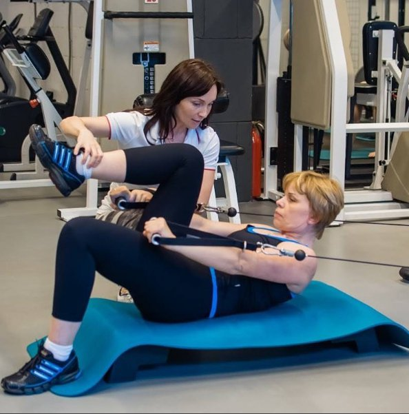 Функциональная тренировка с инструктором