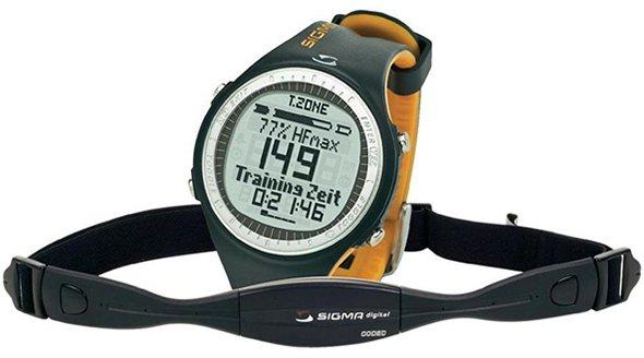 Пульсометр Sigma PC 25.10 для занятий спортом