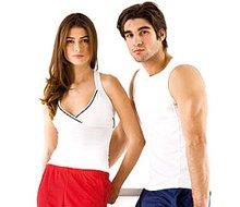 Мужская и женская одежда для фитнеса