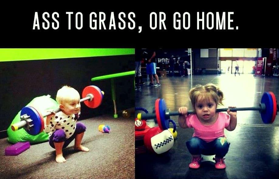 ass-to-grass