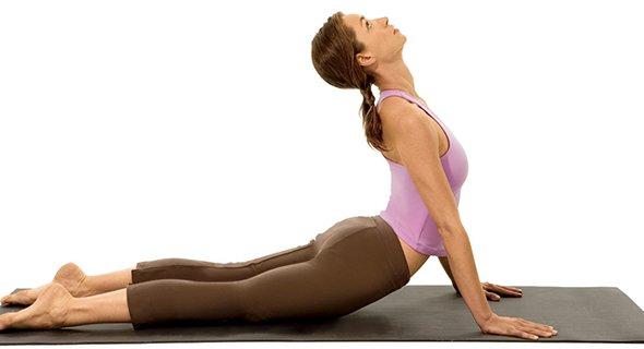 Комплекс упражнений для развития мышц спины