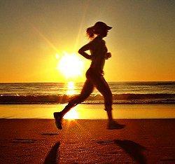 Утренняя пробежка на свежем воздухе