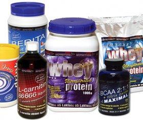 Спортивное питание для набора массы и сушки