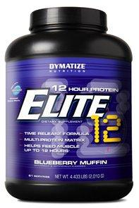 Высокобелковая смесь Elite 12 Hour Protein от Dymatize