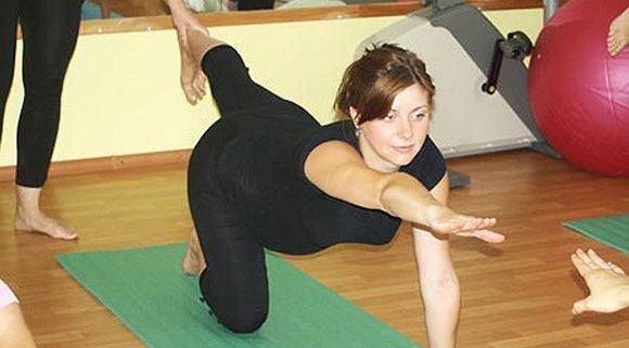Растяжка мышц для беременных