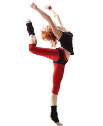 Занятия танцами в фитнес-клубе