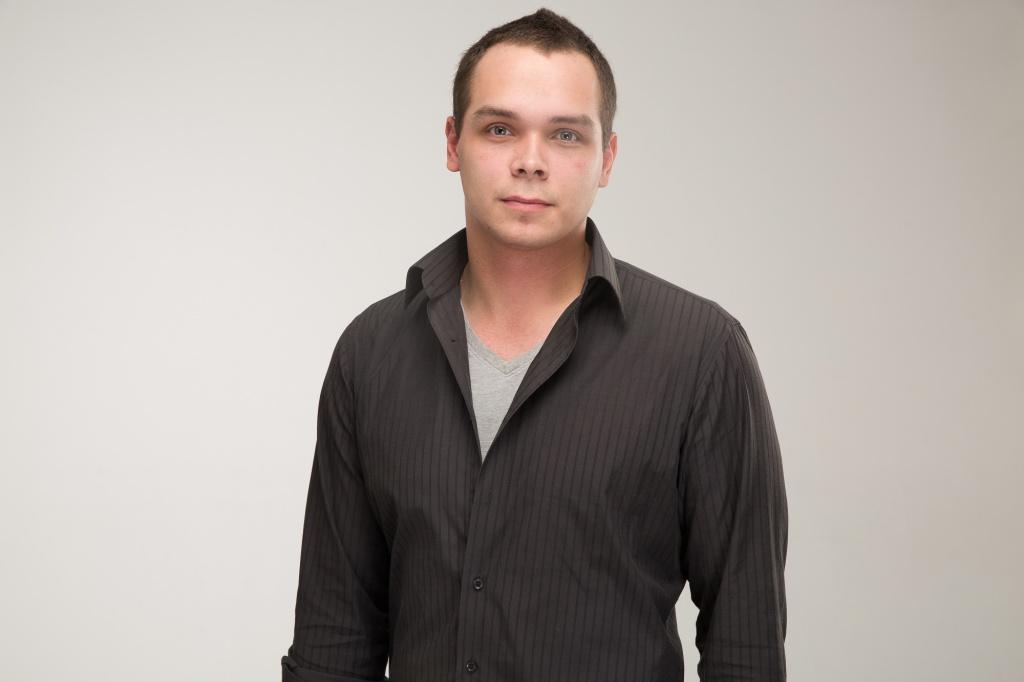 Станислав Анциферов, персональный тренер фитнес-клуба «Манго»