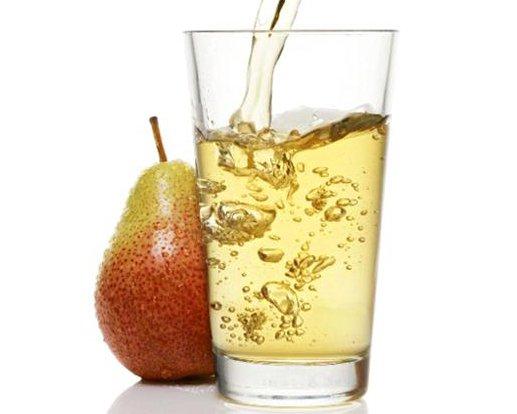 Свежевыжатый грушевый сок