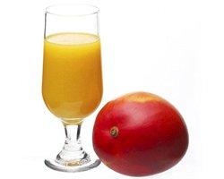 Полезный сок из манго