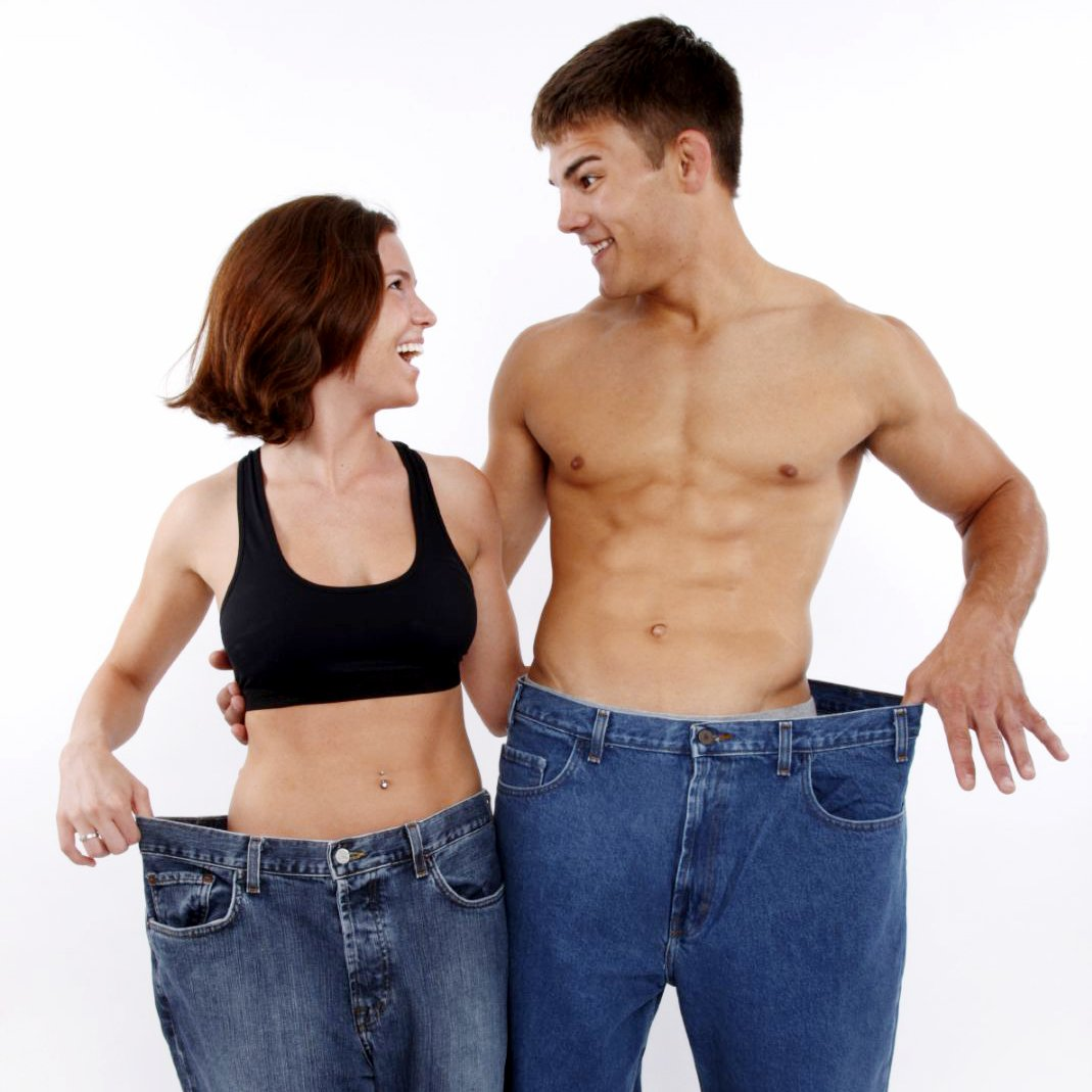 Прогресс тренировок для похудения